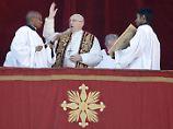 """""""Urbi et Orbi"""" in Rom: Papst wirbt für Zwei-Staaten-Lösung"""