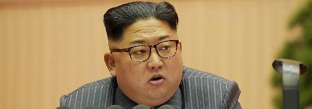Nordkoreas Annäherungspolitik: USA reagiert auf Kims Gesprächsangebot