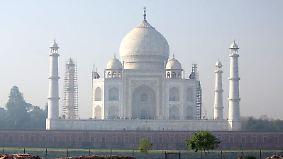 n-tv Dokumentation: Giganten der Geschichte - Taj Mahal