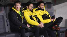 Quälender Abstieg beim BVB: Weltmeister Schürrle sucht den Ausweg