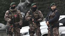 Landesweit Dutzende Festnahmen: Türkei setzt mutmaßliche Terroristen fest