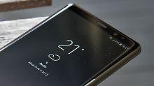 Neuer Akku-GAU für Samsung?: Galaxy Note 8 geht nicht mehr an