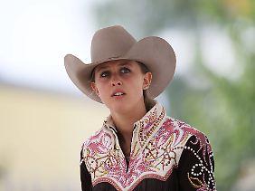 Tochter Gina ist mittlerweile selbst Weltmeisterin - im Reining.