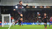Spielrekord in London: Arsenal siegt nach Mustafi-Treffer