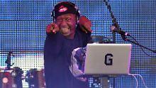"""""""Eher Wissenschaftler als DJ"""": Grandmaster Flash, Gründervater des Hip-Hop"""