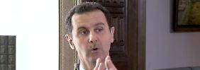 """""""Das wäre ein Fehler"""": USA warnen Assad vor Kurden-Offensive"""