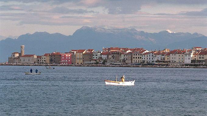 Mittelmeerbucht mit Sprengkraft: Slowenien verlegt eigenmächtig Grenze zu Kroatien