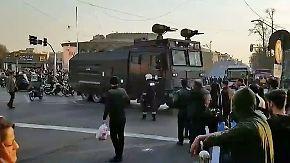 Tote bei Zusammenstößen: Proteste im Iran erzürnen die Regierung