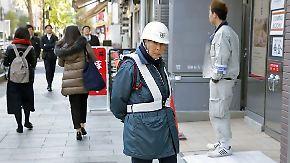 Vergreisung in Japan: Rentner malochen fürs Überleben