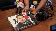 Edgar Daniel Esqueda Castro gehört zu den in Mexiko getöteten Journalisten.