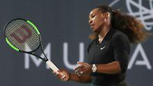 """""""Weiß nicht, ob ich bereit bin"""": Tennis-Mama Williams gerät ins Grübeln"""