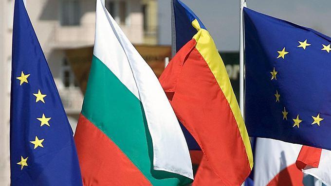 Mit der EU-Ratspräsidentschaft löst Bulgarien seinen Vorgänger Estland ab.