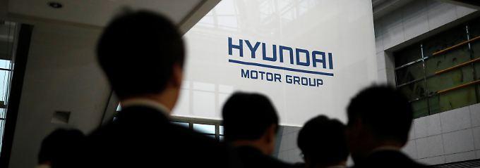 Branchenschwergewicht aus Asien: Hyundai und Kia rechnen mit anhaltendem Gegenwind.