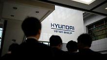Neue Absatzprognose aus Asien: Hyundai und Kia werden vorsichtig