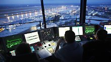 Blick in die nahe Zukunft: Fluglotsen erwarten Drohnen-Jets