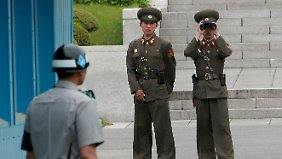 Gespräche über Olympia-Teilnahme: Südkorea will nächste Woche mit Kim reden