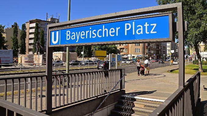 Der Angriff ereignete sich in der U-Bahnstation Bayerischer Platz in Berlin.