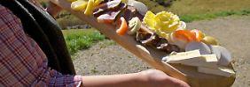Erlaubt ist, was schmeckt: Neue Freiheit beim Essen hält Einzug