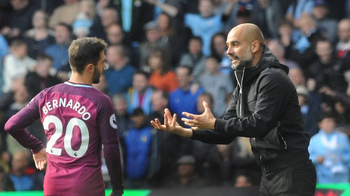 Guardiola und Manchester City stürmen Richtung Meisterschaft.