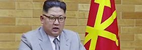 Gespräche mit dem Süden: Nordkorea will Kommunikationskanal öffnen