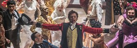 """The Greatest Showman"": Liebe unter Freaks"