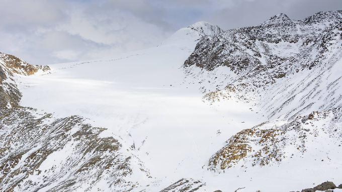 In der Südtiroler Region hattes es in den letzten Tagen viel geschneit, die Lawinengefahr war hoch.