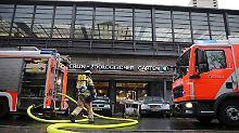 Silvester-Brand hat Folgen: Berliner Bahnhof Zoo für Fernzüge gesperrt