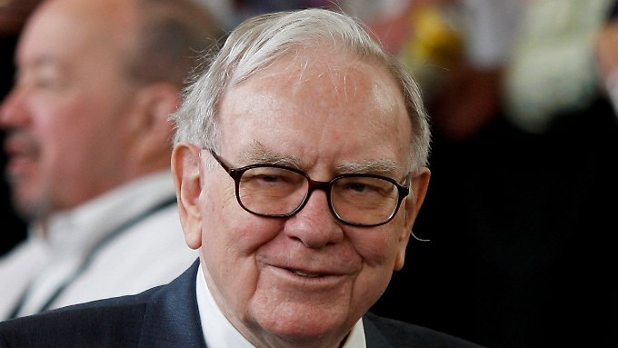 Warren Buffett versprüht Optimismus.