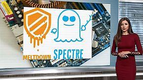 """n-tv Netzreporterin: """"Meltdown"""" und """"Spectre"""" lehren Chipnutzer das Fürchten"""