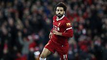 Finalisten sind Klopp-Schüler: Salah ist Afrikas Fußballer des Jahres