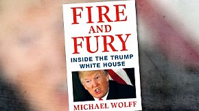 Cheeseburger und Zahnbürsten: Enthüllungsbuch rechnet mit Trump-Regierung ab