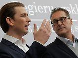 Ausgangssperre vorgeschlagen: Strache will Asylbewerber kasernieren