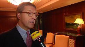 """Eckhard Cordes im Gespräch: """"Putin ist ein kompetenter Mann"""""""