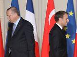Gespräch mit Erdogan über EU: Macron bietet Türkei Beitrittsalternative an