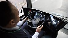 Autonomes Fahren als Lösung?: Unternehmen suchen verzweifelt Busfahrer