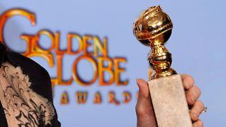 Protest gegen Sexismus: Hollywood setzt schwarzes Zeichen bei Golden Globes