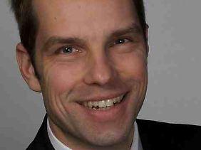 Sven Frank ist 1. Vorsitzender des Bundesverbandes Deutscher Hypnosetherapeuten.