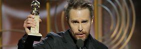 Golden Globes in Los Angeles: Drama um Polizeiwillkür räumt ab
