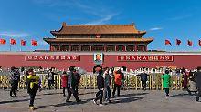 Maximal sechs Tage: Für Peking-Kurztrip ist kein Visum nötig