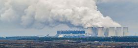 Unterhändler legen sich fest: GroKo gibt Klimaschutzziel für 2020 auf