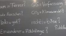 "Hetzen statt lehren: Lehrer verbreitet ""Reichsbürger""-Unsinn"