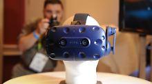 Oculus geht nach China: HTC will VR-Markt mit Pro-Modell aufmischen