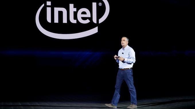 Das Prozessorproblem von Intel soll laut Konzernchef Krzanich schon in Kürze der Vergangenheit angehören.