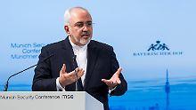 Nicht nur Presseerklärungen: Iran fordert mehr Unterstützung von der EU