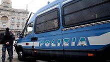 Elf Festnahmen in Deutschland: Polizei zerschlägt Mafia-Clan