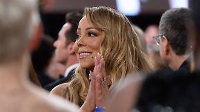 Promi-News des Tages: Mariah Carey klaut Meryl Streep den Platz