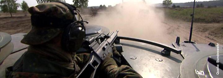 n-tv Dokumentation: Militär-Übung - Soldaten im Einsatz