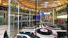 Der Börsen-Tag: Nikkei-Index gibt weiter nach