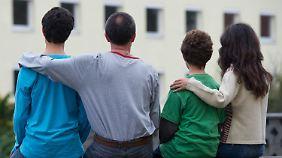 Harte Verhandlungen unter Zeitdruck: Familiennachzug bleibt Streitthema zwischen Sondierern