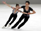 Ryom Tae-Ok und Kim Ju-Sik sind die einzigen Nordkoreaner, die sich auch sportlich für die Olympischen Winterspiele empfohlen haben.
